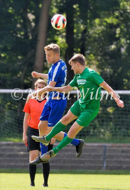 SV Zweckel - SpVgg Horsthausen