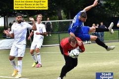 BV Rentfort II - SuS Schwarz-Blau Gladbeck