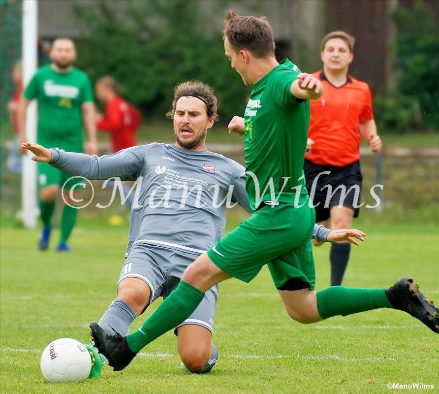 SV Zweckel - SV Fortuna Bottrop