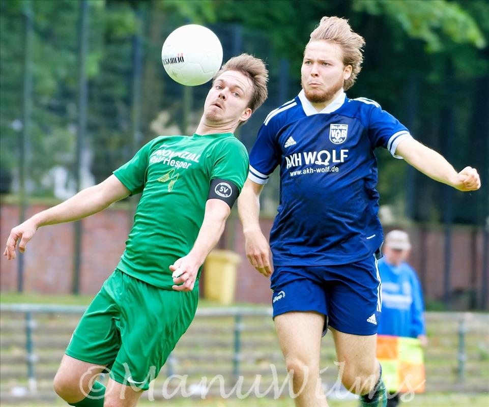 SV Zweckel - VfB Hüls